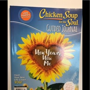 Book- journal: Chicken soup for the soul